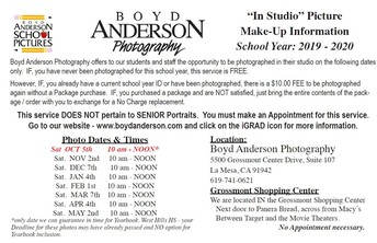 Picture Make up Information