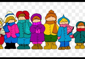 Dress Daily Prepared for Outside Recess