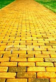 Ease On Down the Yellow Brick Road!  11 AM to 12 PM at R-MIS