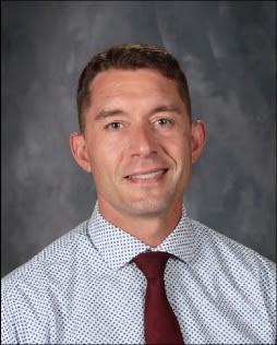 Jared Draeger, Assistant Principal