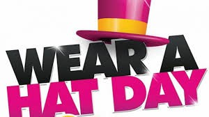 Hat Day is coming your way! - September 20th