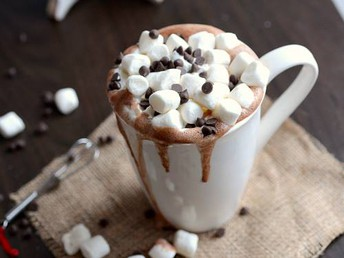 JOIN LINK CREW TO SHARE HOT COCOA & YUMMY COOKIES TO DE-STRESS & HELP PREP FOR 1ST SEMESTER FINALS!