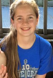 Alexis McBride -- 7th Grader