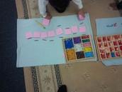 Addition in Montessori