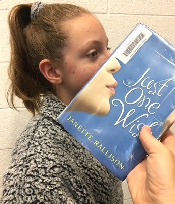 Bookface Friday!