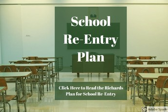 School Re-Entry Plan in Response to Covid-19