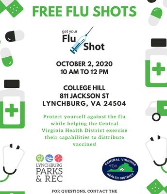 College Hill Flu Shot Clinic