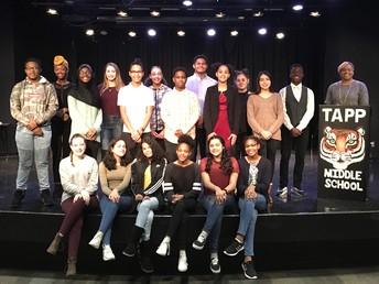 TAPP Student Ambassadors- Peer Leaders & New Student Support