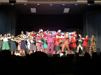 GUYS AND DOLLS MUSICAL AT LPS
