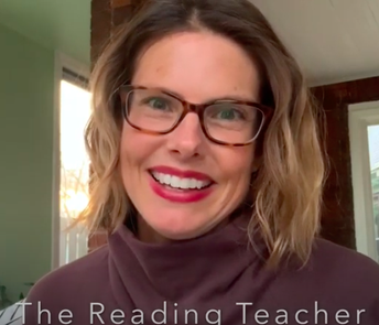 The Thing I Do Read Aloud by Erin Young The Reading Teacher
