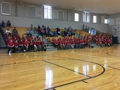 6th Grade Dare students
