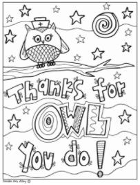 Thanks for OWL You Do!