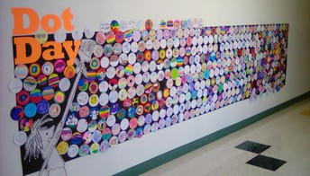 Dot Day at Woodlake