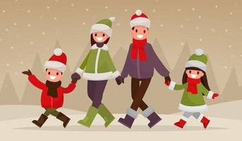 The Holiday Hunt - From Mr. Booth, Phy Ed