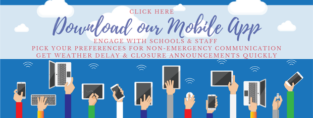 Click here to engage with our teachers and schools using our mobile application.