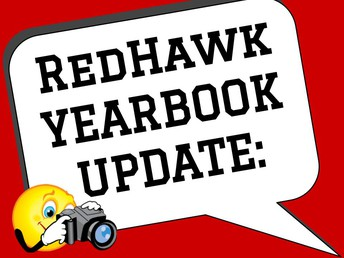 SUBMIT YOUR YEARBOOK ITEMS!