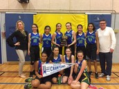 SR Girl's Basketball