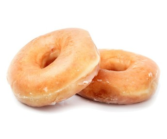 3) Donuts with Dad