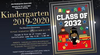 Kindergarten Class of 2032 (Updated)