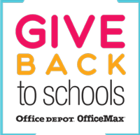 Office Deport Gives Back to School