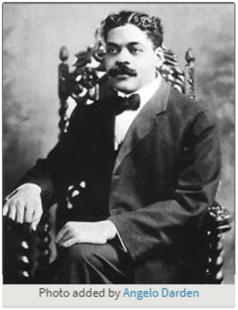 BKLMC studied the life of Arturo Alfonso Schomburg