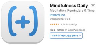 Mindfulness Daily: Meditation, Reminders & Timer