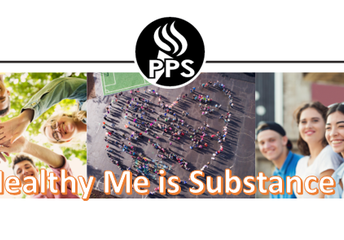 A Healthy Me is a Substance Free!