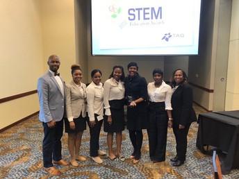 The Dynamic Cleveland Avenue Elementary School Leadership Team