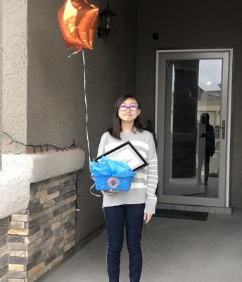 Marietta Stout- 10th Grade