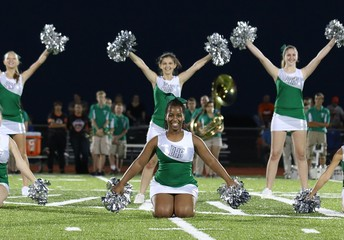 Blair Oaks' Dance Team