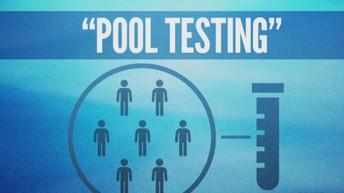 COVID-19 Pool Testing at Blair
