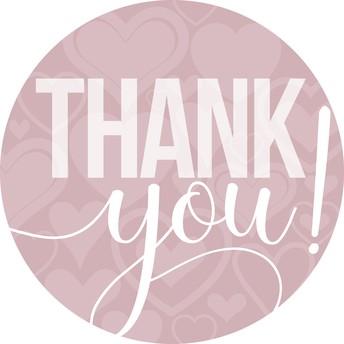 THANK YOU SARAH ZONNEVELD