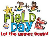 Get your colors ready for field day!