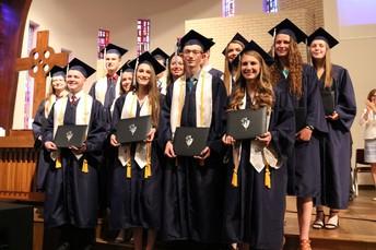 Graduation Celebration May 16th at 2:00 PM