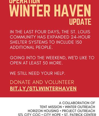 Overnight Shelter