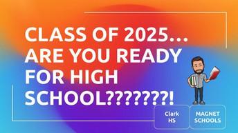 Rising 9th Graders