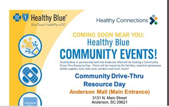Community Drive-Thru Resource Day