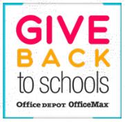 OfficeDepot Gives Back
