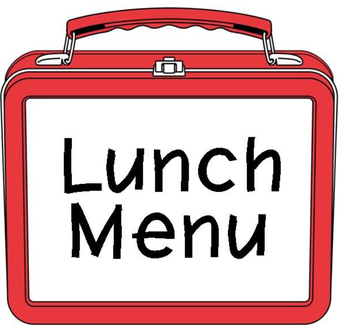 Lunch and Breakfast Menu