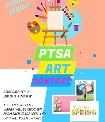 PTSA Art Contest