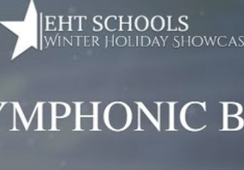 HIGH SCHOOL SYMPHONIC BAND - WINTER SHOWCASE