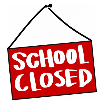 Schools closed this Wed. 9/19/18