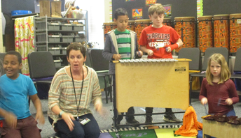 4th Grade Music--Recorder Concerts