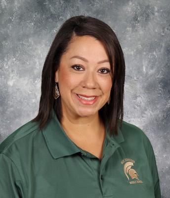 Maricela Escamilla, 6th grade School Counselor