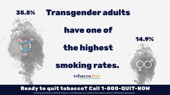 Transgender Smoking Disparity