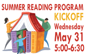 Coralville Public Library Summer Reading Program