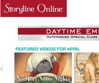 Free Online Read Aloud Resource!