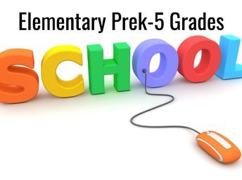 Prek-5th Grade