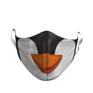Need More Reasons to Donate?  --  Receive a Penguin Mask!