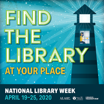 April 19-25 is National Library Week